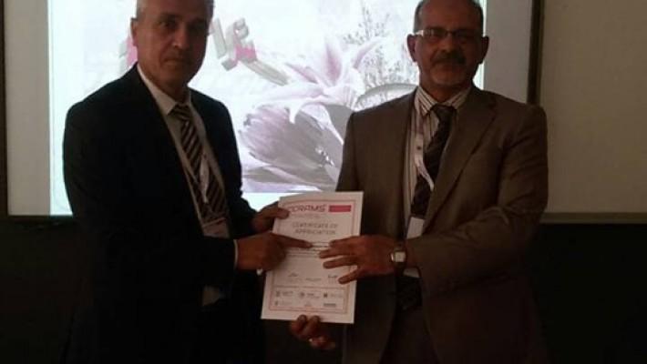 المشاركة في المؤتمر الدولي لجامعة تشك الدولية Tishk International university
